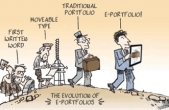 Evolution of ePortfolios
