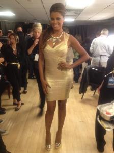 'Celebrity Apprentice' Alum Claudia Jordan -- Omarosa's ...