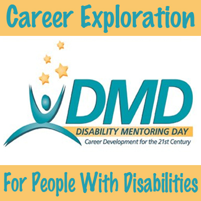 Career exploration for people with disabilities