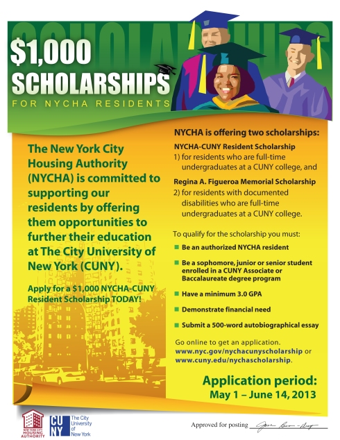 New York City Housing Authority Scholarship
