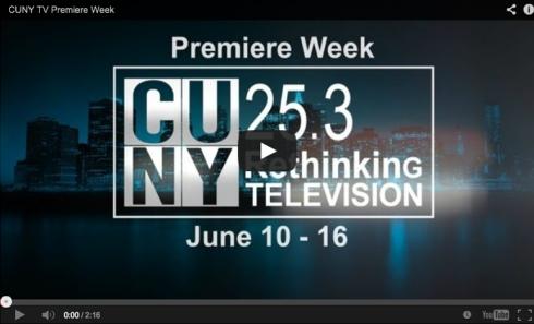 CUNY TV on digital channel 25.3