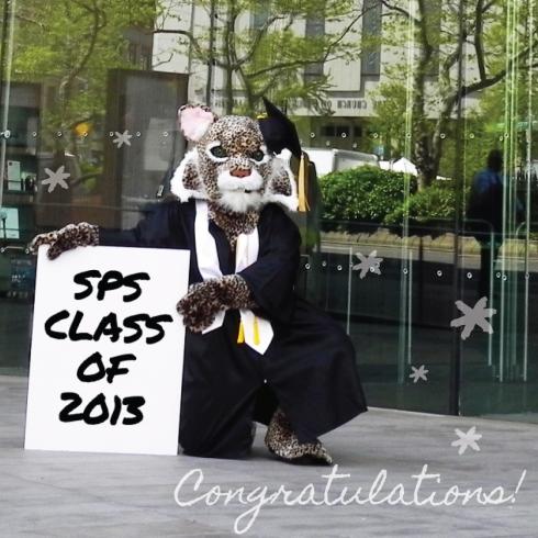 Lex Congratulates the Class of 2013