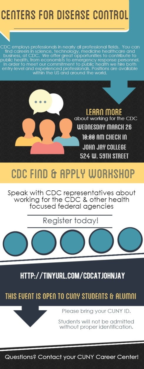 CDC Find & Apply Workshop