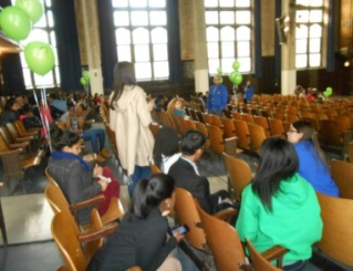 "Malave Leadership Academy's ""Piece of Peace"" Martin Luther King Jr. Event"