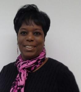 Brenda Burns, current student in CUNY SPS BA Human Relations program