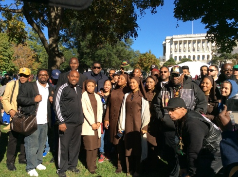 Million Man March, October 2015