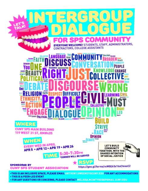 CUNY SPS Intergroup Dialogue