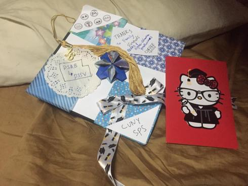 Graduation Cap Decorated